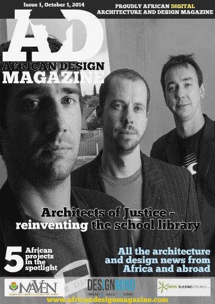 African Design Magazine October 2014
