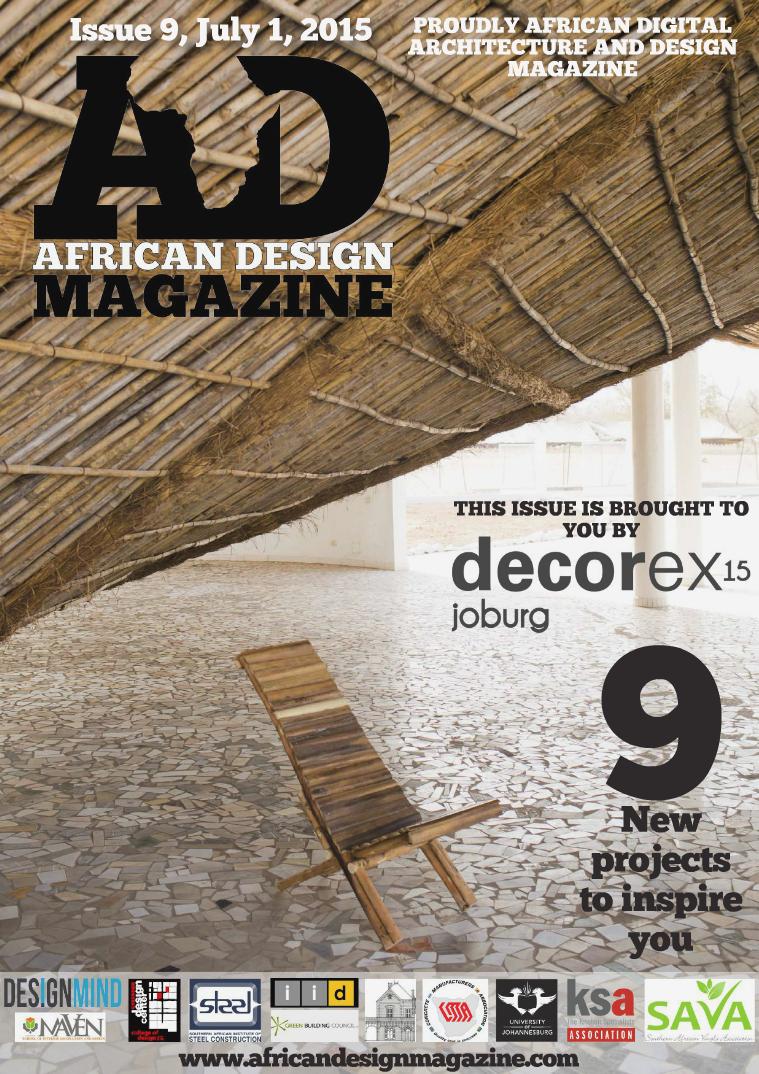 African Design Magazine July 2015