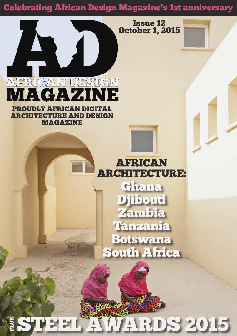 African Design Magazine October 2015