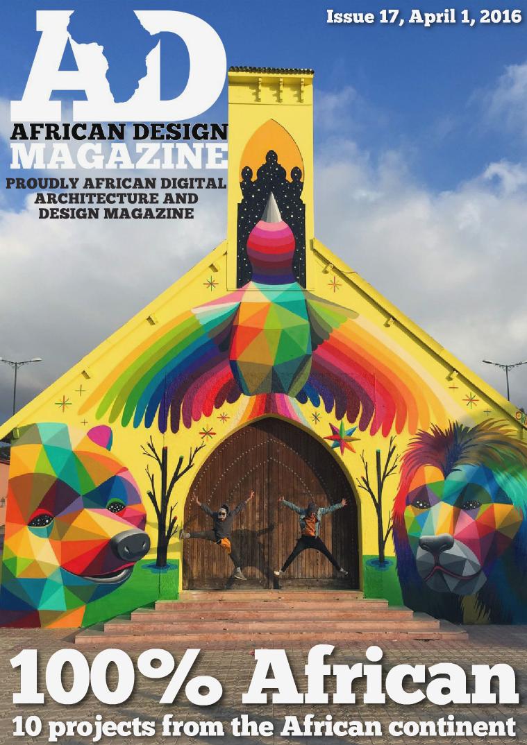 African Design Magazine April 2016