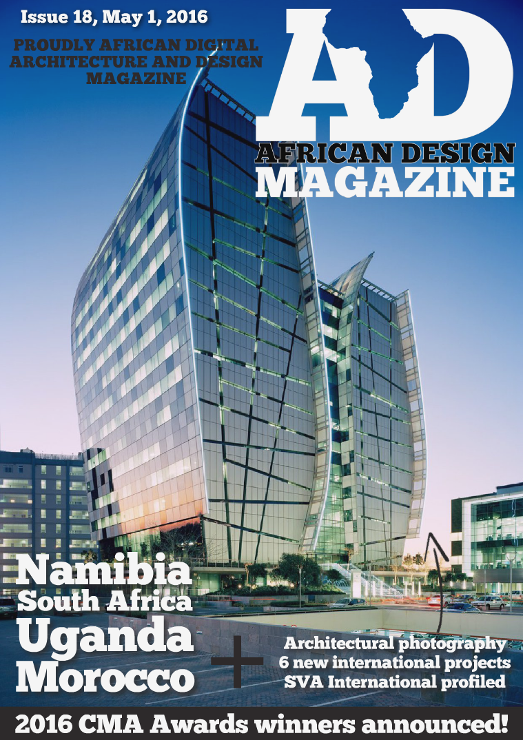 African Design Magazine May 2016