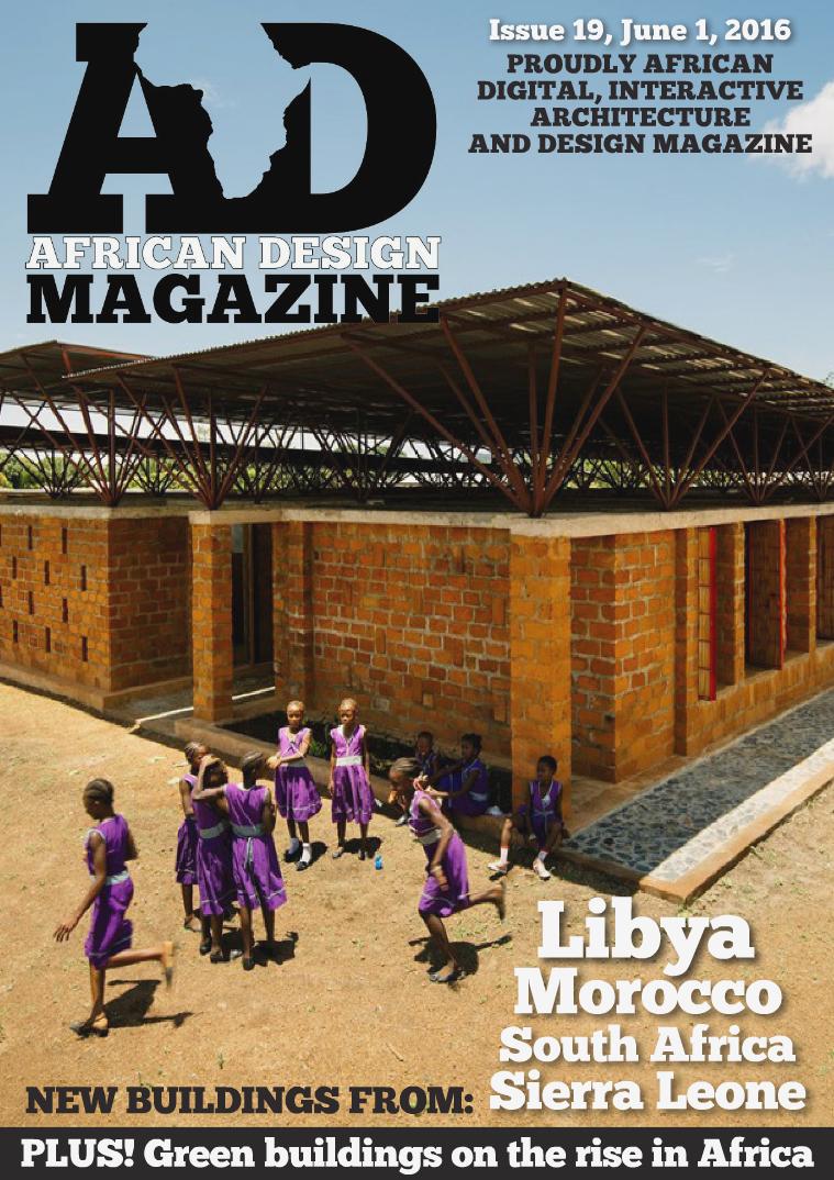African Design Magazine June 2016