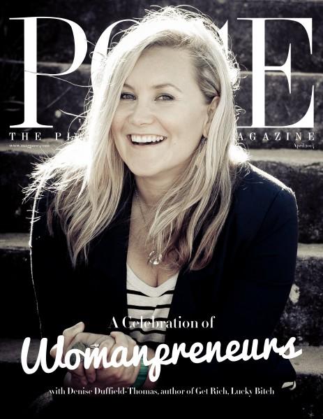 POSE Magazine April 2014 POSE Magazine