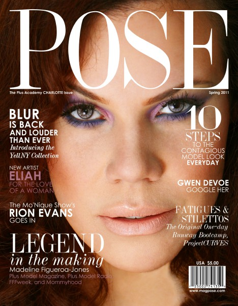 Inaugural issue/Spring 2011 POSE Magazine
