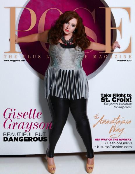 October 2013 POSE Magazine