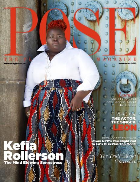 November 2013 POSE Magazine