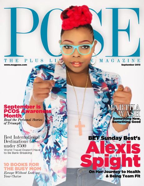 September 2013 POSE Magazine