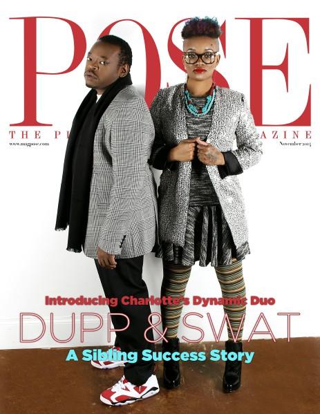 November 2014 POSE Magazine