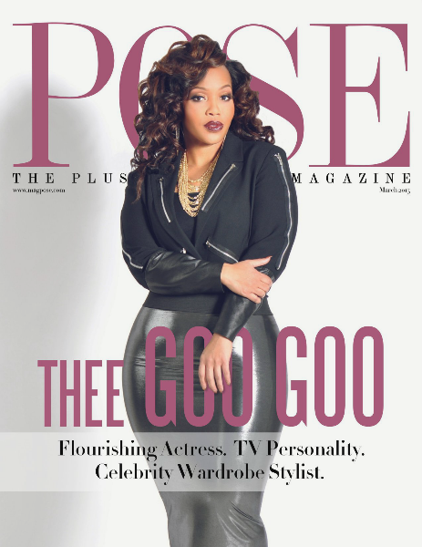 March 2015 POSE Magazine