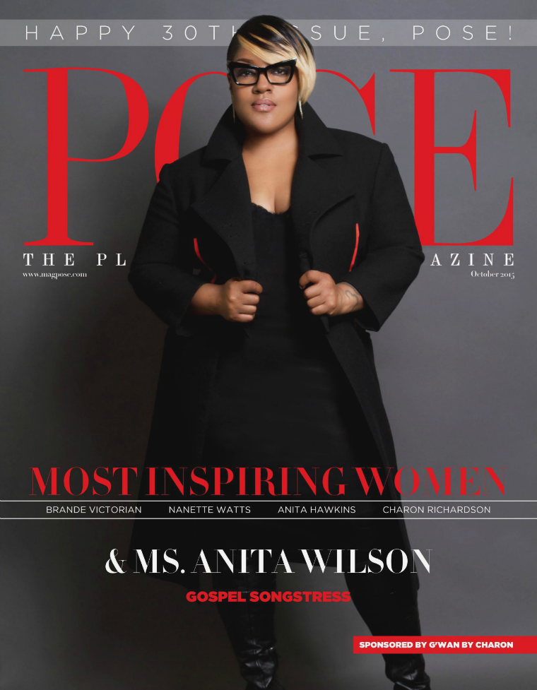 2015 Most Inspiring Women Issue