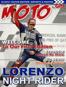Moto by GPI Qatar Edition 01.2013