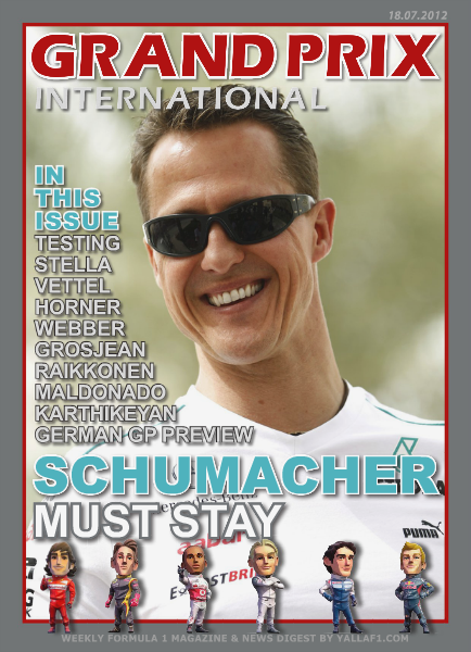 18 July 2012 Issue #28