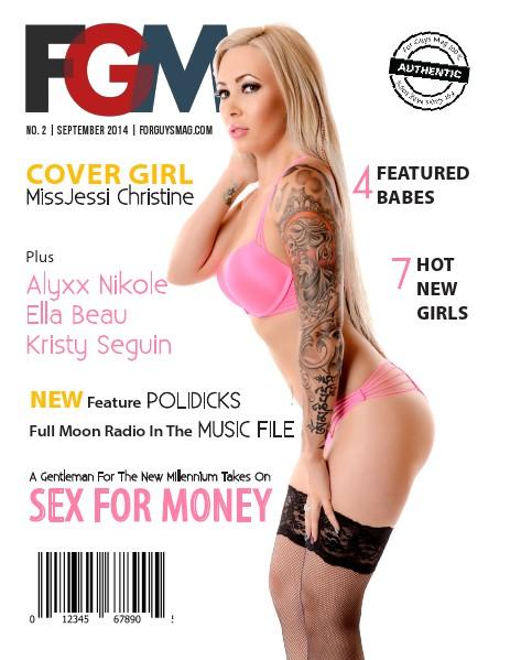 FOR GUYS MAG ISSUE 2 | SEPTEMBER 2014