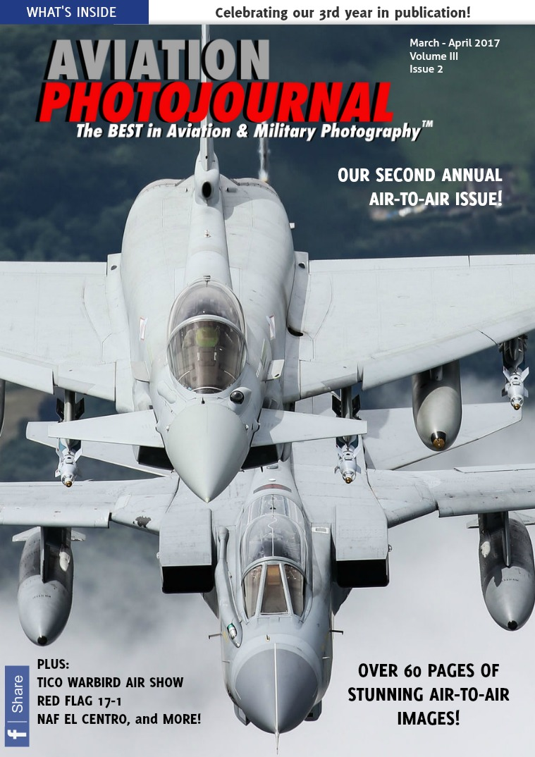Aviation Photojournal March - April 2017