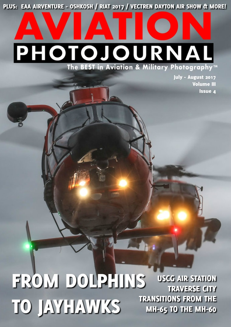 Aviation Photojournal July - August 2017