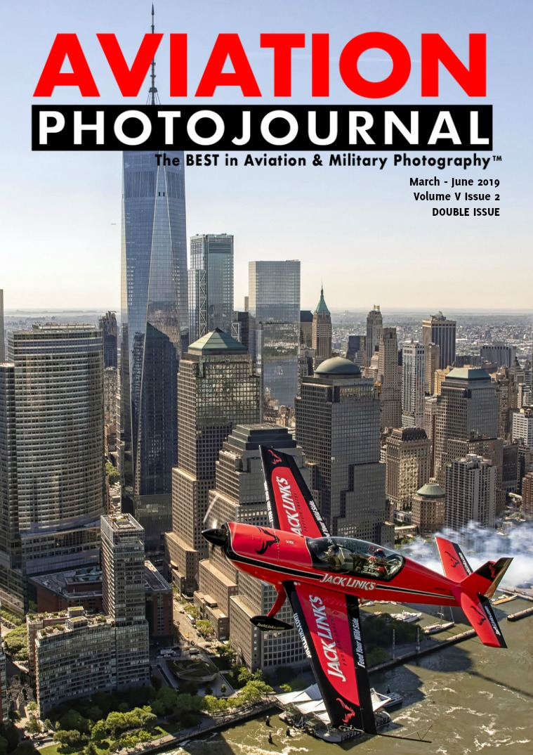 Aviation Photojournal March - June 2019