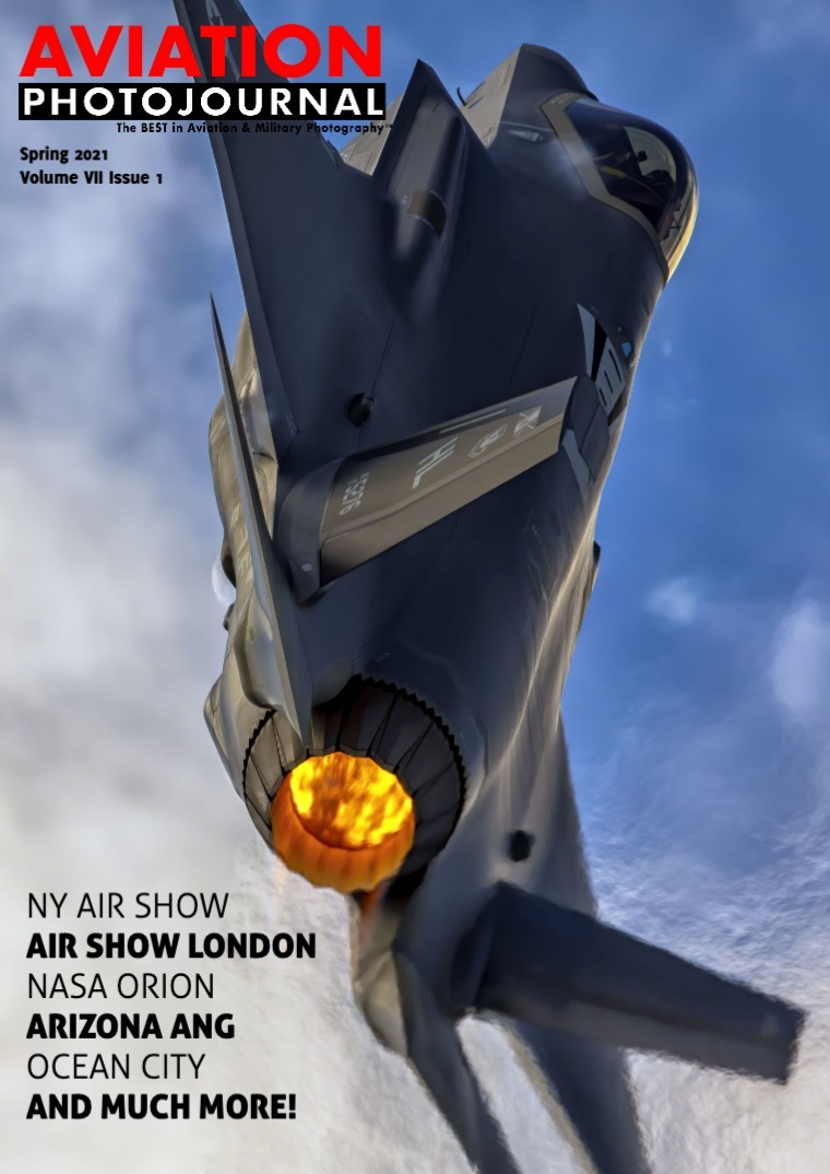 Aviation Photojournal Spring Issue 2021