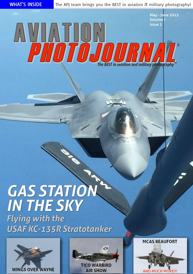Aviation Photojournal May-June 2015