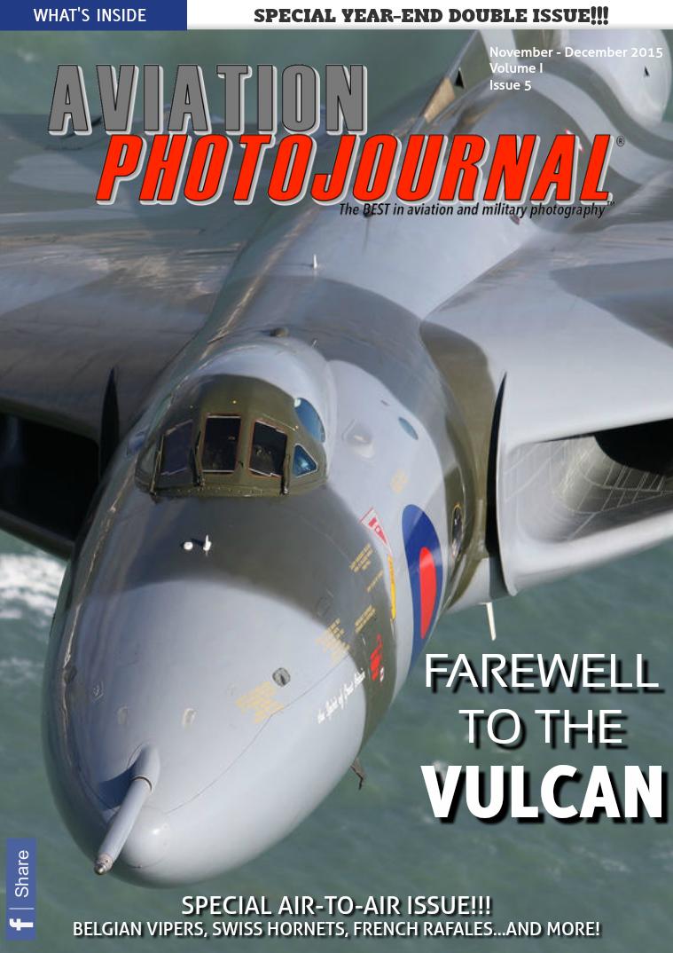 Aviation Photojournal November - December 2015