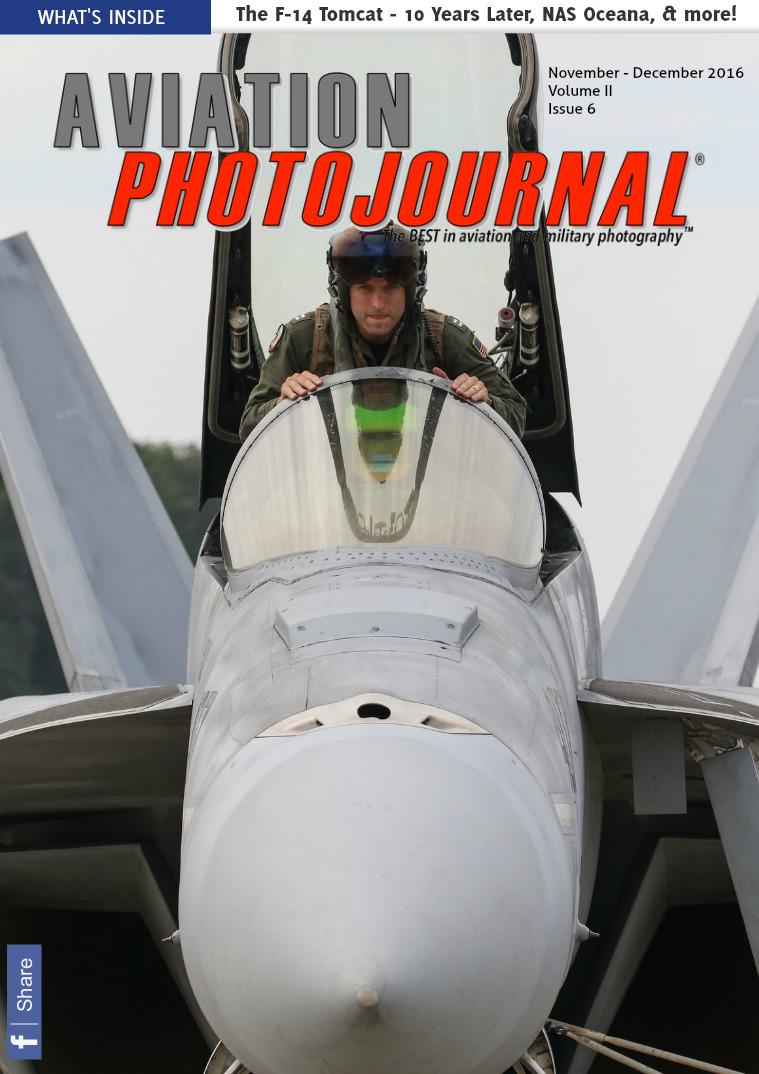 Aviation Photojournal November - December 2016