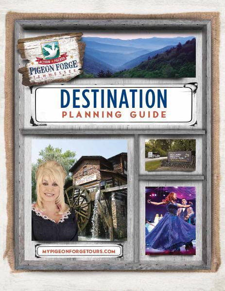 Destination Planning Guide Destination Planning Guide