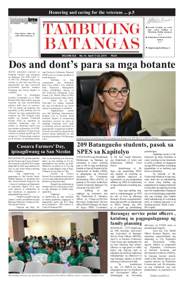 April 17-23, 2019 Issue