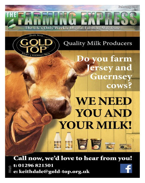 The Farming Express February #3
