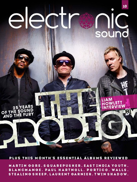 Electronic Sound May 2015 (Regular Edition)
