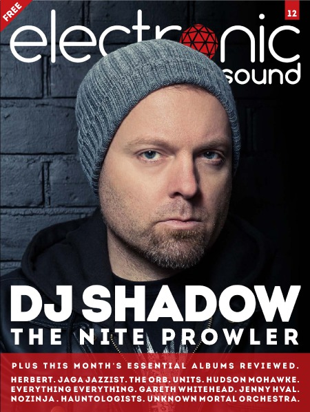 Electronic Sound July 2015 (Regular Edition)