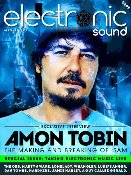 Electronic Sound September 2015
