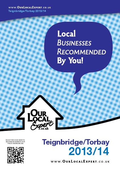 Our Local Expert, Teignbridge and Torbay Nov. 2013
