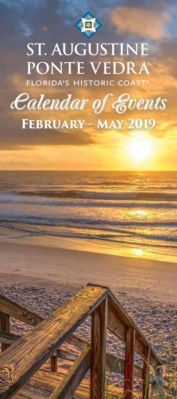 Florida's Historic Coast Calendar of Events Spring Feb-May 2019