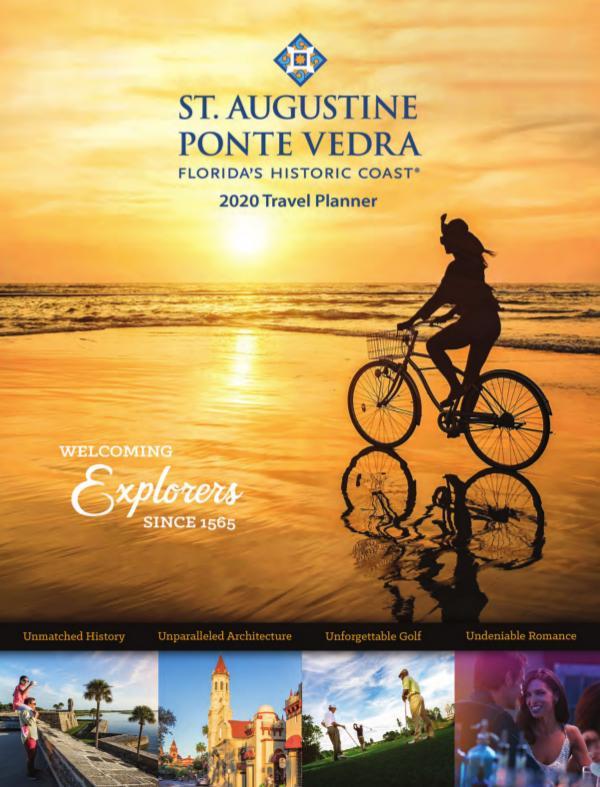 Florida's Historic Coast Travel Planner 2020