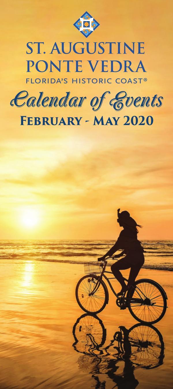 Florida's Historic Coast Calendar of Events Spring Feb-May 2020