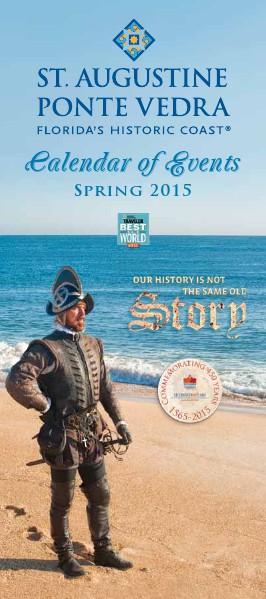 Florida's Historic Coast Calendar of Events Spring 2015 - Feb-May