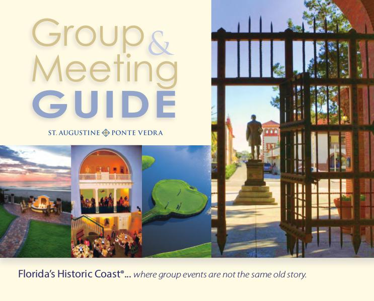 Florida's Historic Coast Group & Meeting Guide 2011