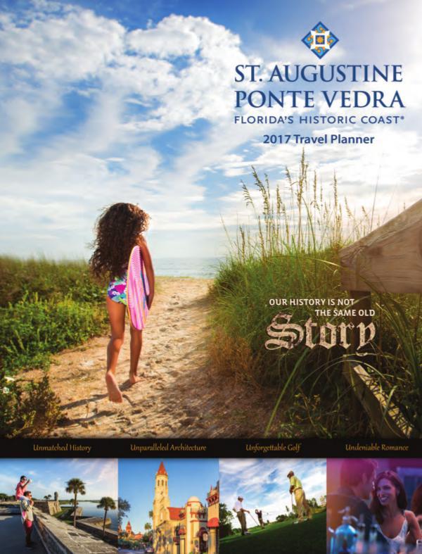 Florida's Historic Coast Travel Planner 2017