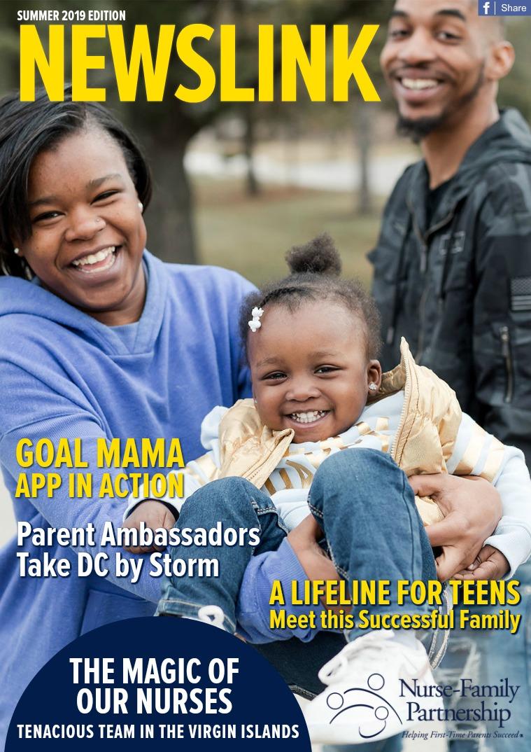 Nurse-Family Partnership NewsLink Summer 2019
