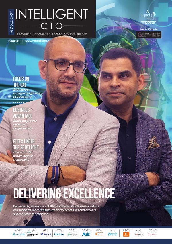 Intelligent CIO Middle East Issue 47
