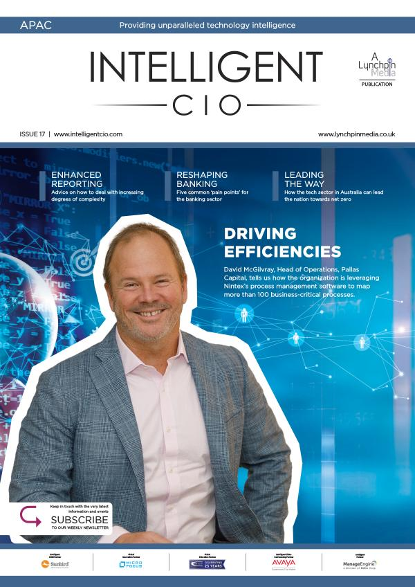 Intelligent CIO APAC