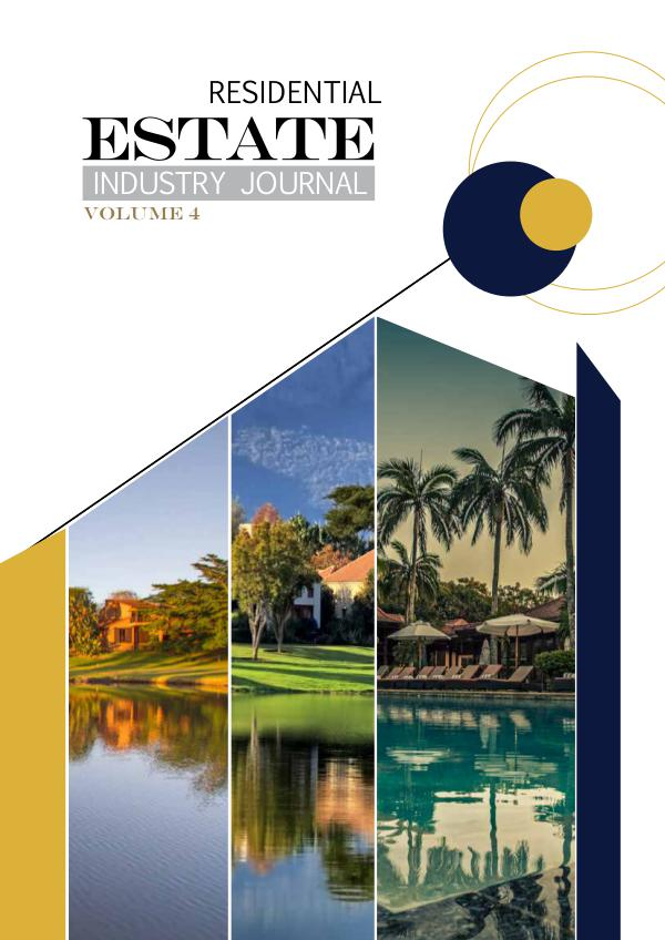 Residential Estate Industry Journal 4