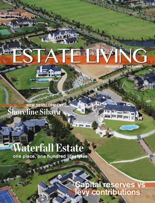 Estate Living Edition 22 October