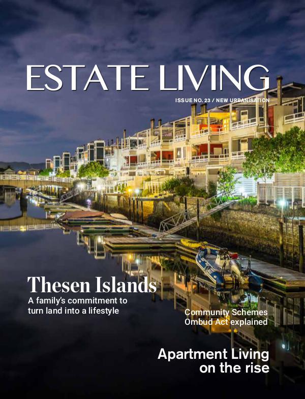 Estate Living Magazine Estate Living Edition 23 November
