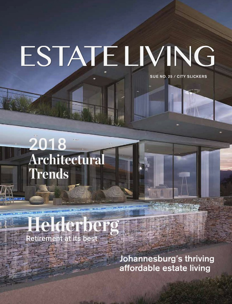 Estate Living Magazine Estate Living Edition 25 January