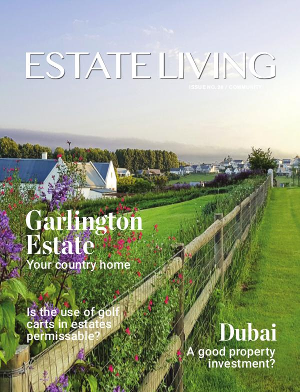 Estate Living Issue 28 April