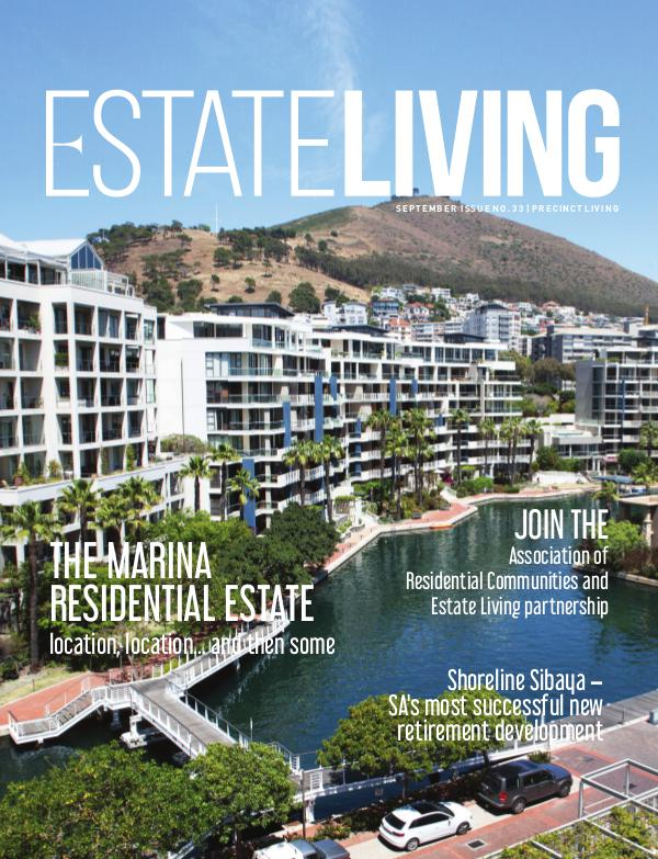 Estate Living Magazine Precinct Living - Issue 33
