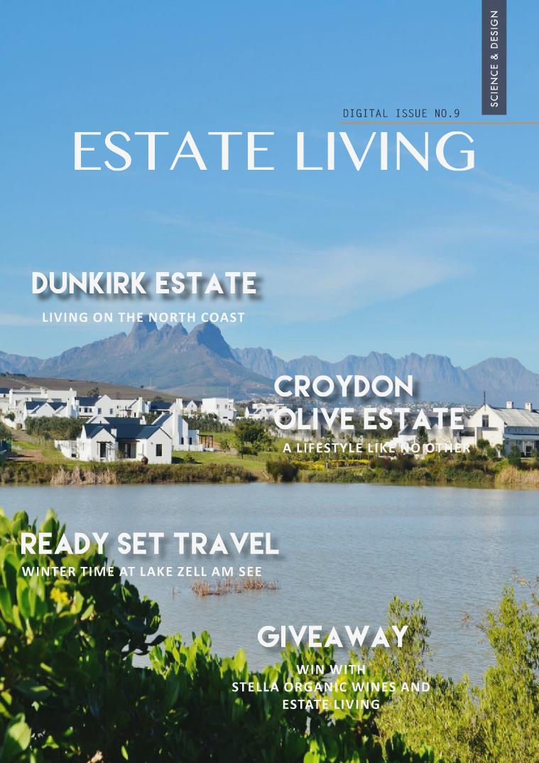 Estate Living Digital Publication Issue 9 September 2015