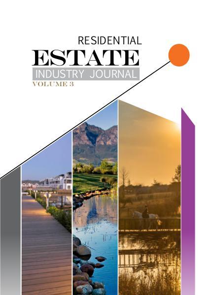 Residential Estate Industry Journal 3