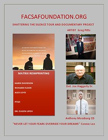 FACSAFOUNDATION.ORG SHATTERING THE SILENCE TOUR DOCUMENTARY PROJECT