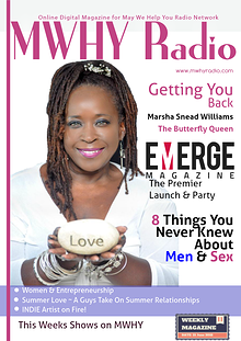 MWHY Radio Magazine Live